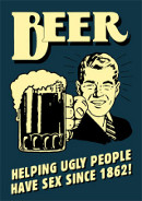 Beer Ugly People